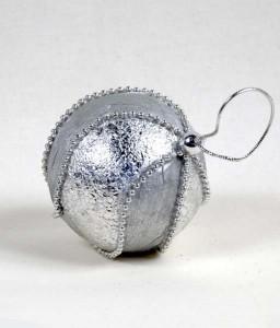 Julkulor silver 4-pack